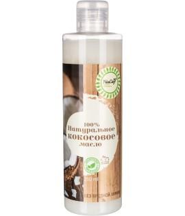 Кокосовое масло для лица, тела и волос, 250 мл